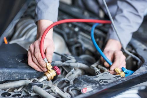 auto ac repair refill
