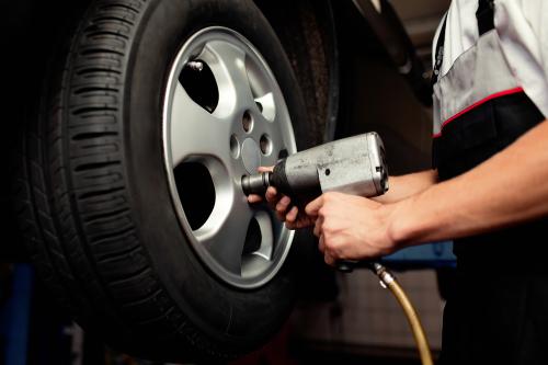 auto tire service rotate